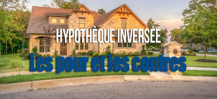 Hypothèque Inversée