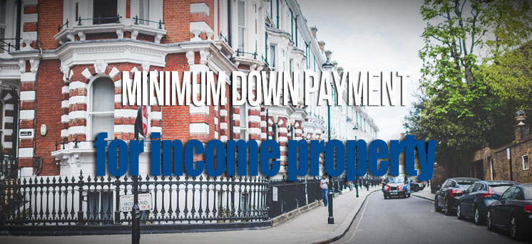 Down Payment Income Property